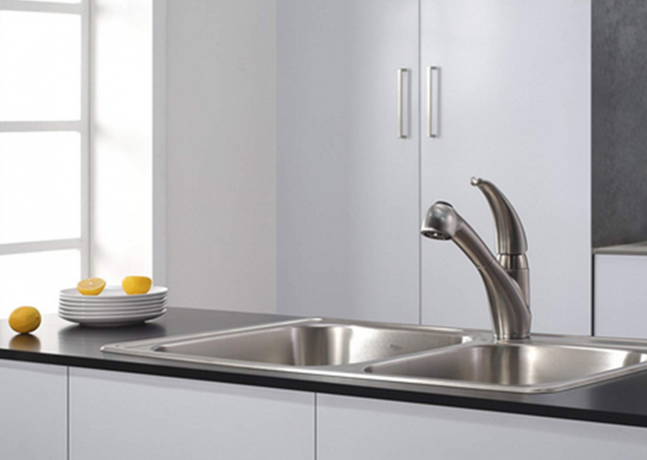 Kraus KPF 2110 Pull Out Kitchen Faucet