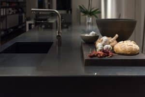 Black Kitchen Faucets