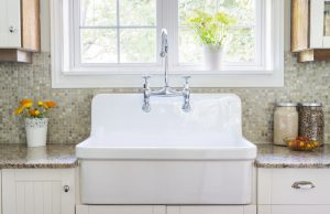 Different Styles of Kitchen Faucets