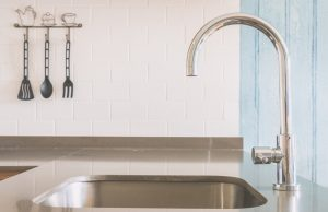 Stainless Steel Kitchen Faucets