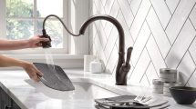 Bronze Kitchen Faucet
