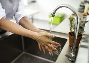 How To Repair Low Pressure In A Kitchen Faucet