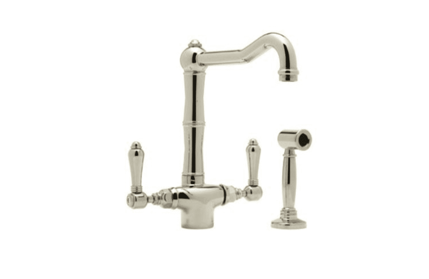 Rohl A1679lmwsstn 2 Country Kitchen Single Hole Faucet Review