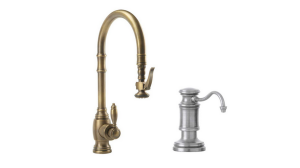 Waterstone 5600-2-SN Annapolis Kitchen Faucet Review
