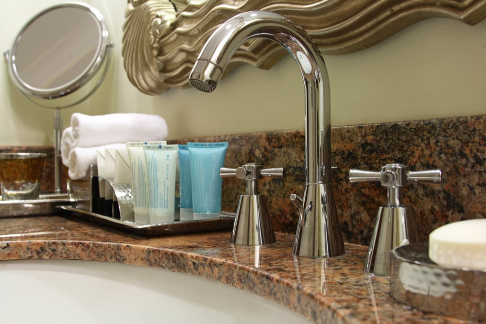 Overall Fit of the Faucet and Size of your Space