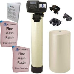 AFWfilters Iron Pro 2 Combination water softener