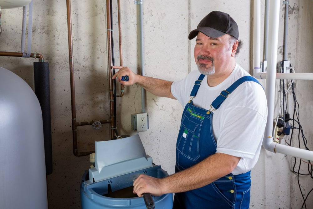 Problems that may arise with a Water Softener