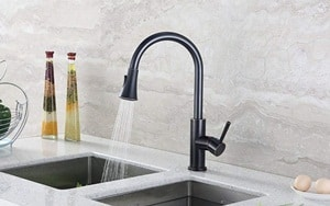 Decor Star TPC11-TO Spray Kitchen Faucet Review