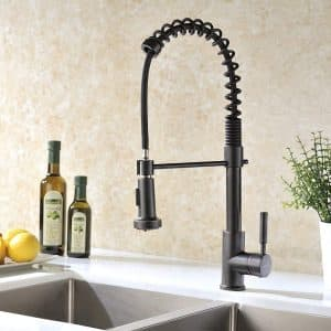 GICASA Chrome Kitchen Faucet