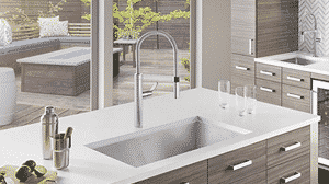 Blanco 441332 Culina Semi-Pro Kitchen Faucet Review