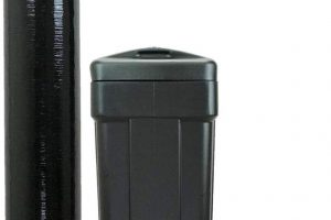 fleck water softener