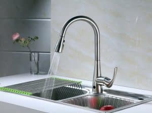 RunFine Group Hands-Free Kitchen Faucet