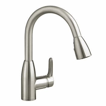 American Standard 4175 300 075 Colony Soft Pull-Down Kitchen Faucet